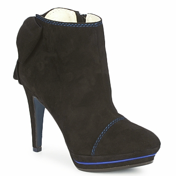 Zapatos Mujer Low boots Tiggers MEDRAM Negro