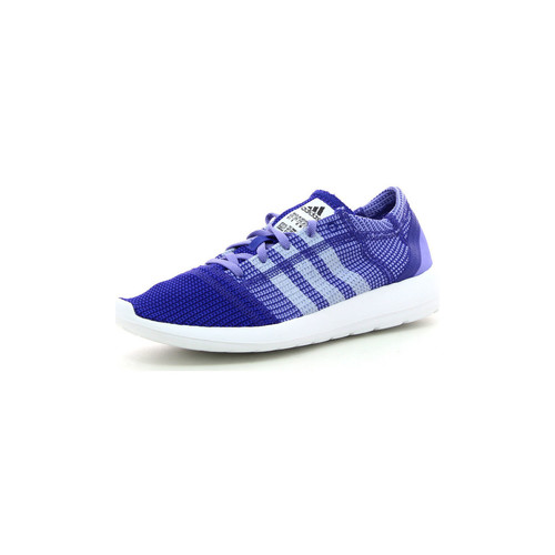 Zapatos Mujer Running / trail adidas Performance Element Refine Tricot violeta