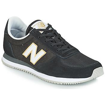 Zapatos Mujer Zapatillas bajas New Balance WL220 Negro