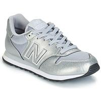 Zapatos Mujer Zapatillas bajas New Balance GW500 Plata