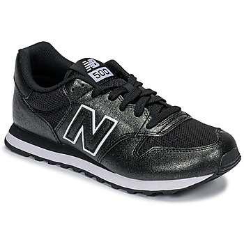 timeless design 0c011 9e477 Zapatos Mujer Zapatillas bajas New Balance GW500 Negro