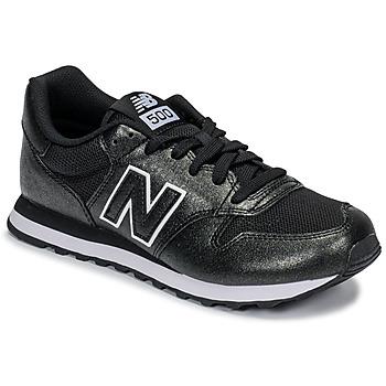 Zapatos Mujer Zapatillas bajas New Balance GW500 Negro