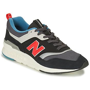 Zapatos Zapatillas bajas New Balance CM997 Negro