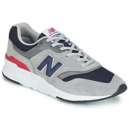 Zapatos Hombre Zapatillas bajas New Balance CM997 Gris
