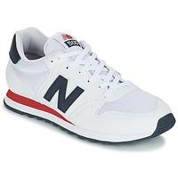 Zapatos Hombre Zapatillas bajas New Balance GM500 Blanco