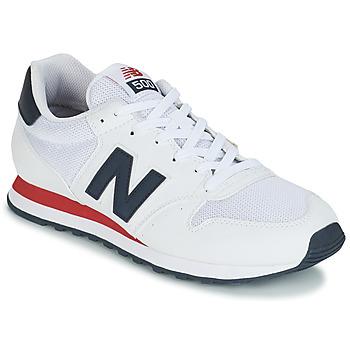 Zapatos Zapatillas bajas New Balance GM500 Blanco