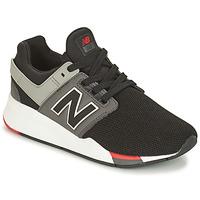 Zapatos Niño Zapatillas bajas New Balance GS247 Negro
