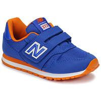 Zapatos Niños Zapatillas bajas New Balance YV373 Azul