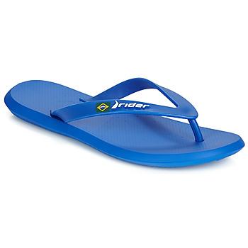 Zapatos Hombre Chanclas Rider R1 Azul