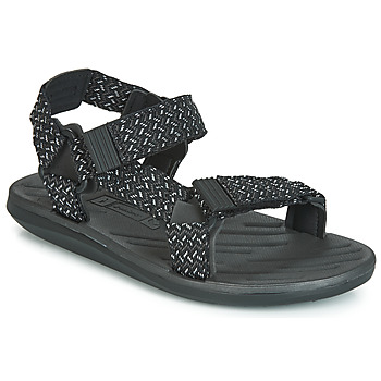 Zapatos Hombre Sandalias Rider RX III SANDAL Negro