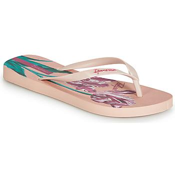 Zapatos Mujer Chanclas Ipanema BOTANICALS Rosa