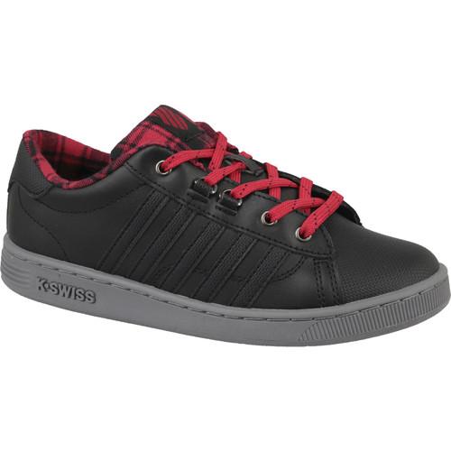 Zapatos Niños Zapatillas bajas K-Swiss Hoke Plaid 85111-050