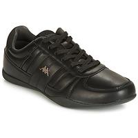 Zapatos Hombre Zapatillas bajas Kappa VIRANO Negro