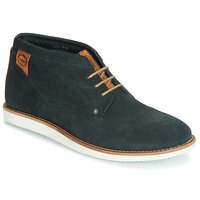 Zapatos Hombre Botas de caña baja Base London BUSTER Marino
