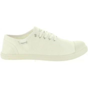 Zapatos Mujer Zapatillas bajas Kappa 3032DG0 KEYSY Blanco