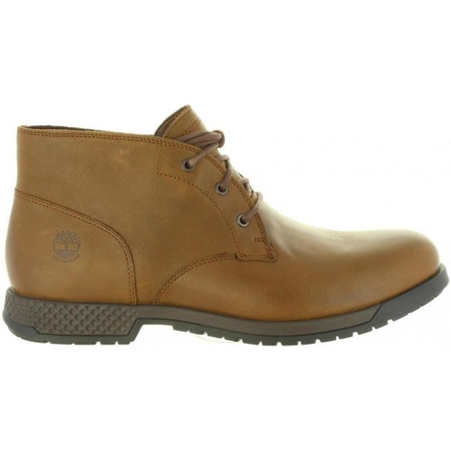 Zapatos Hombre Botas de caña baja Timberland A1TJZ CITY Marr?n