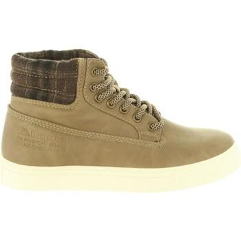 Zapatos Niños Botas de caña baja Kappa 303WB70 BLOCH Beige