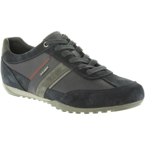 Zapatos Hombre Zapatillas bajas Geox U52T5C 022ME U WELLS Azul