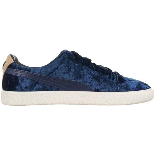 Zapatos Mujer Zapatillas bajas Puma Clyde X Extra Butter Unisex Azul marino