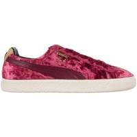 Zapatos Mujer Zapatillas bajas Puma Clyde X Extra Butter Unisex Rojo