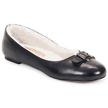 Zapatos Mujer Bailarinas-manoletinas Keyté ASTOR Negro
