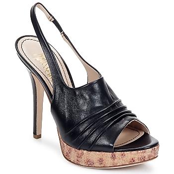 Zapatos Mujer Sandalias Jerome C. Rousseau CAMBER Negro