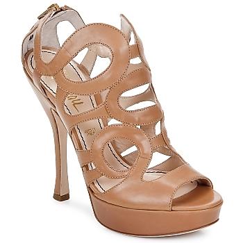 Zapatos Mujer Sandalias Jerome C. Rousseau ISY Camel