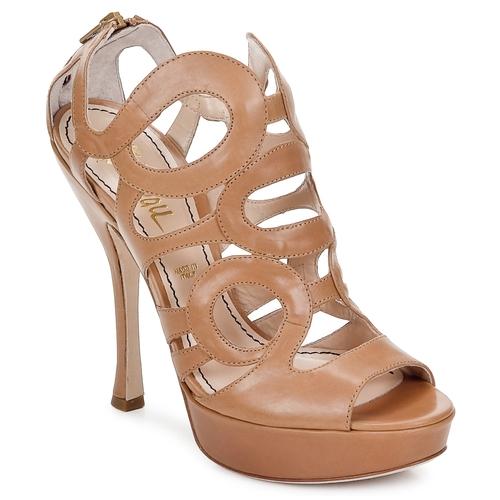 ZapatosJerome C. Rousseau ISY de Camel  Venta de liquidación de ISY temporada 2c0322
