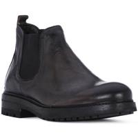 Zapatos Hombre Botas de caña baja Exton ARIETE SASSO Beige