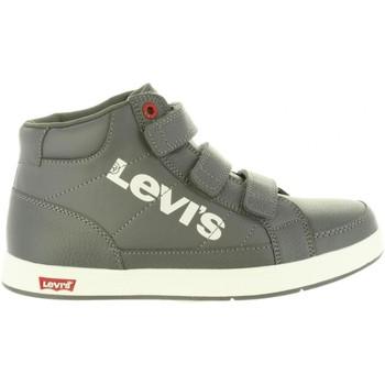 Zapatos Niños Zapatillas altas Levi's VGRA0011S GRACE Gris