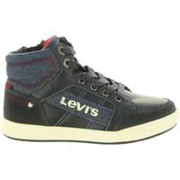 Zapatos Niños Zapatillas altas Levi's VCLU0010S MADISON Azul