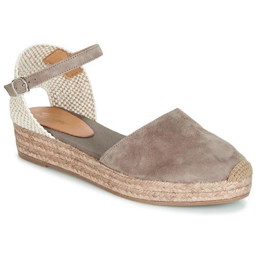 Zapatos Mujer Sandalias Betty London ANTALA Gris