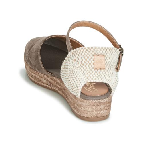 Betty London Zapatos Mujer Gris Antala Sandalias gvfy76IYb
