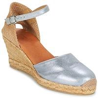 Zapatos Mujer Sandalias Betty London CASSIA Plateado