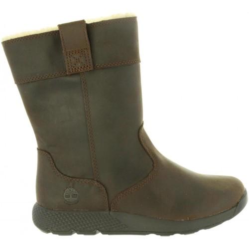 Zapatos Niños Botas urbanas Timberland A1R4R METROROAM Marr?n