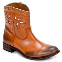 Zapatos Mujer Botas de caña baja Strategia PONCHO Marrón