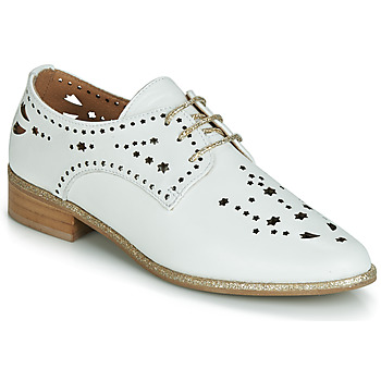 Zapatos Mujer Derbie André THADDEUS Blanco