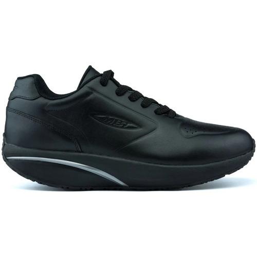 Zapatos Zapatillas bajas Mbt 1997 LEATHER WINTER BLACK_NAPPA