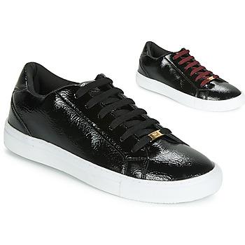 Zapatos Mujer Zapatillas bajas André MIMOSA Negro