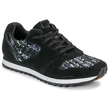 Zapatos Mujer Zapatillas bajas André MARGO Negro