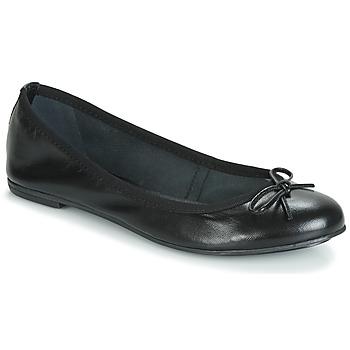 Zapatos Mujer Bailarinas-manoletinas André FAVORITE Negro