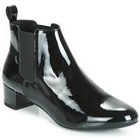 Zapatos Mujer Botas de caña baja André PAOLA Negro