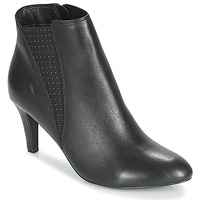 Zapatos Mujer Botas de caña baja André PAILLETTE Negro