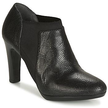 Zapatos Mujer Botas de caña baja André PETUNIA Negro