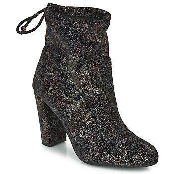 Zapatos Mujer Botas de caña baja André PETRA Multicolores
