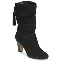Zapatos Mujer Botas urbanas André POPPY Negro