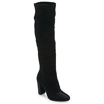 Zapatos Mujer Botas urbanas André PETRONIA Negro