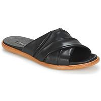 Zapatos Mujer Zuecos (Mules) Neosens AURORA Negro