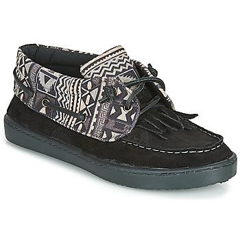 Zapatos Mujer Zapatillas bajas André MARGUERITE 8 Negro