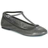 Zapatos Mujer Bailarinas-manoletinas André LILAS Gris